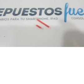 BOTONES VOLUMEN + ENCENDIDO ORIGINAL WIKO RAINBOW S5500 NARANJA - RECUPERADO