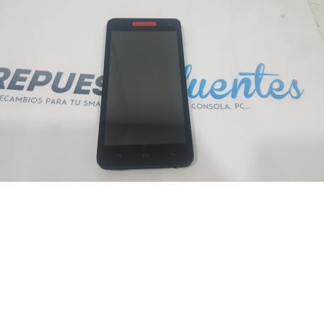 PANTALLA LCD + TACTIL CON MARCO PARA WIKO RAINBOW S5500 - RECUPERADA