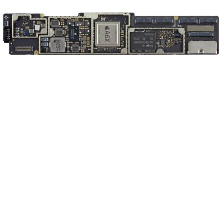 PLACA BASE ORIGINAL MOTHERBOARD IPAD 4 (RETINA DISPLAY) 16GB WIFI 4G - RECUPERADA