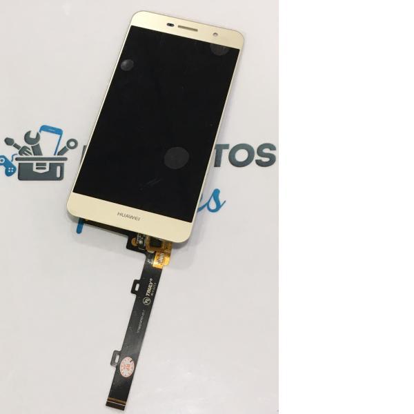 PANTALLA LCD DISPLAY + TACTIL PARA HUAWEI Y6 PRO - ORO