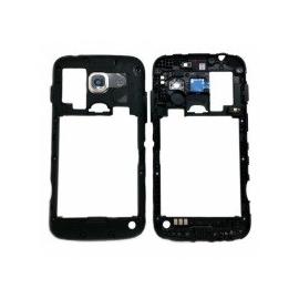 Carcasa intermedia con lente de camara Original Samsung Galaxy Ace 3