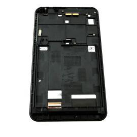PANTALLA LCD DISPLAY + TACTIL CON MARCO PARA ASUS MEMO PAD 7/ FONEPAD 7 / ASUS ME170/FE170 K012 - NEGRA