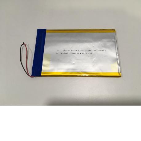 BATERIA ORIGINAL PARA TABLET EZEE TAB 709 - RECUPERDA DE 3000MHA 3.7V
