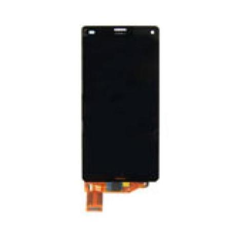 REPUESTO PANTALLA TACTIL + LCD PARA SONY XPERIA Z3 COMPACT D5803 D5833 - NEGRA