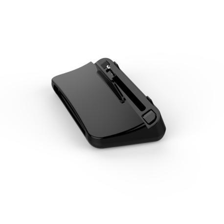 ESTACION DE CARGA UNIVERSAL CON MICRO USB - DOCK NEGRO