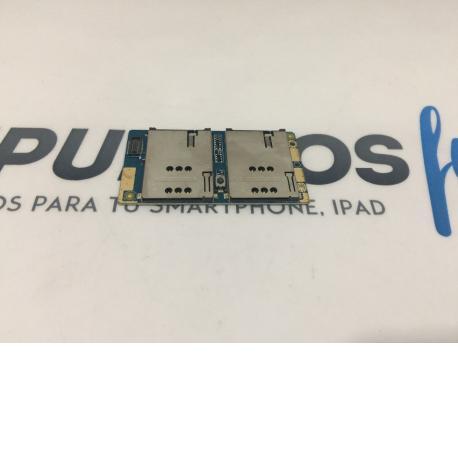 MODULO CON CONECTOR DE TARJETA SIM DENVER TAD-97072G - RECUPERADA