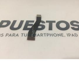 FLEX DE CONEXIÓN DE PLACA CON MÓDULO TARJETA SIM ORIGINAL DE TABLET DENVER TAD-97072G - RECUPERADO