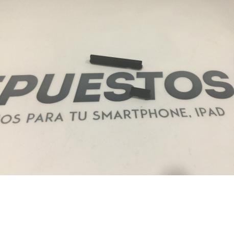 BOTONES NEGRO ORIGINAL DENVER TAD-97072G - RECUPERADO