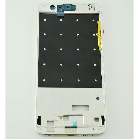 CARCASA FRONTAL LCD PARA HUAWEI HONOR 8 - BLANCA