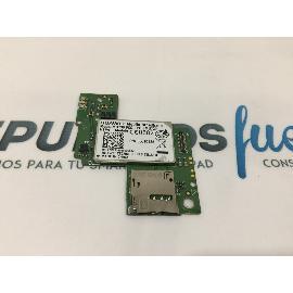 MÓDULO CON CONECTOR DE TARJETA SIM ORIGINAL DE HP 7 PLUS G2 1331NP RECUPERADO