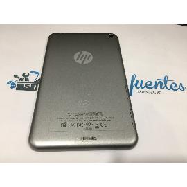 CARCASA TRASERA ORIGINAL DE HP 7 PLUS G2 1331NP RECUPERADA