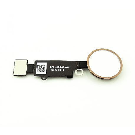 Flex Boton Home para iPhone 7 - Rosa Oro