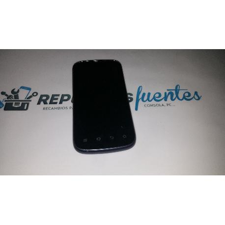 PANTALLA LCD DISPLAY + TACTIL CON MARCO ZTE GRAND XM - RECUPERADA