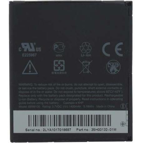 BATERIA BA-S410 ORIGINAL PARA HTC DESIRE G7, G5, GOOGLE NEXUS ONE