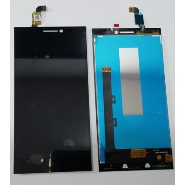 PANTALLA LCD DISPLAY + TACTIL PARA LENOVO K920 - NEGRO
