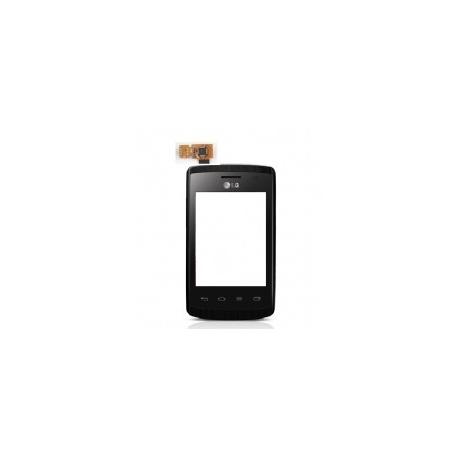Pantalla Tactil con Marco Original LG Optimus L1 II 2 E410 Negra