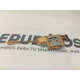 FLEX CON CONECTOR DE TARJETA SIM ORIGINAL PARA SAMSUNG GALAXY NOTE PRO 12.2 P900 RECUPERADO