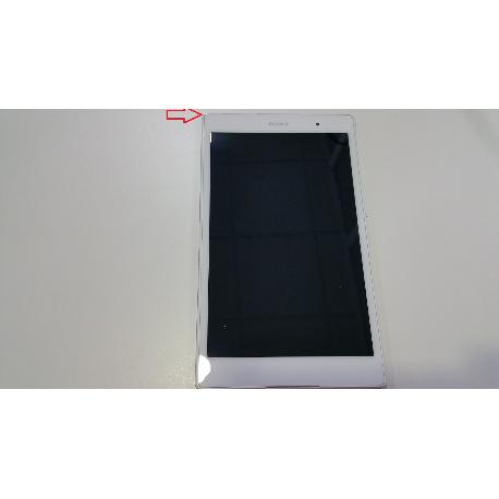 TABLET COMPLETA SONY XPERIA Z3 COMPACT BLANCA - RECUPERADA CON TARA