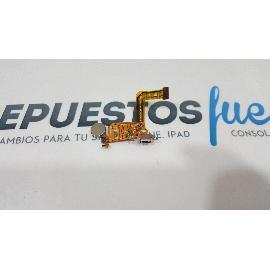 FLEX MODULO CARGA + VIBRADOR ORIGINAL PARA INNJOO ONE 3G - RECUPERADO