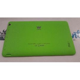 TAPA TRASERA ORIGINAL TABLET WOXTER SX90 SX 90 VERDE - RECUPERADA