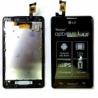 Pantalla completa con marco Original LG Optimus L4 II E440 Negra
