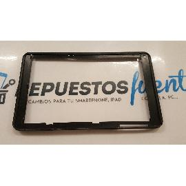 MARCO FRONTAL ORIGINAL PARA TABLET WOXTER PC 51 BL - RECUPERADO