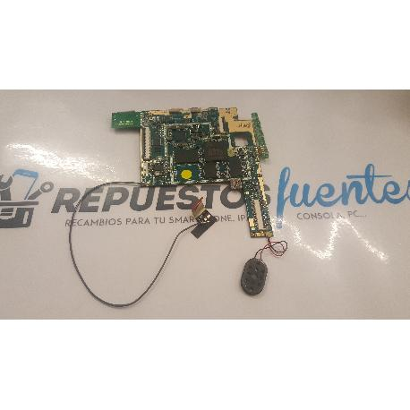 PLACA BASE ORIGINAL PARA TABLET WOXTER PC QX80 QX 80 - RECUPERADA