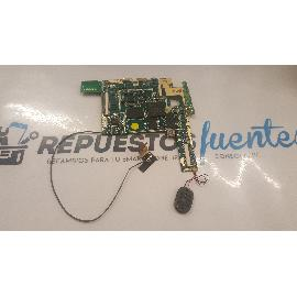 PLACA BASE ORIGINAL PARA TABLET WOXTER PC QX80 QX 80 - RECUPERADA