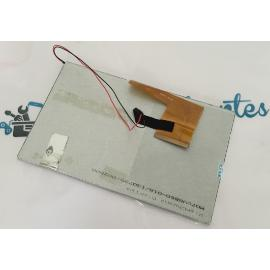"PANTALLA UNIVERSAL LCD DISPLAY  PARA WOXTER TABLET 76 CXI (7"")  - RECUPERADA"