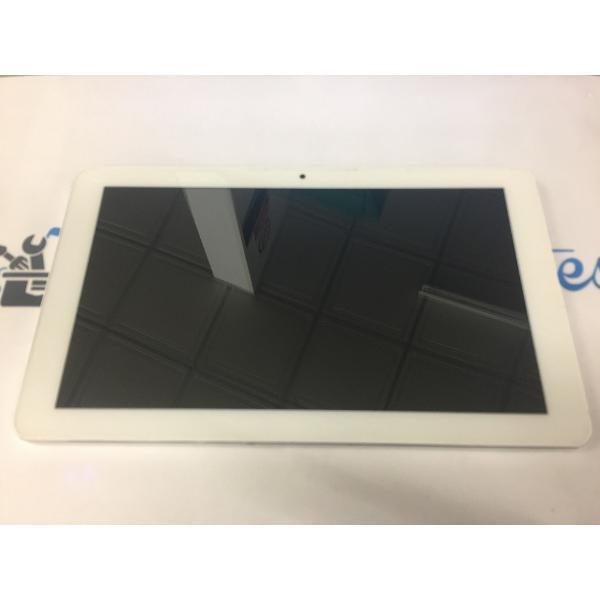 PANTALLA COMPLETA LCD+TACTIL CON MARCO BLANCA ORIGINAL DE WOXTER TABLET NIMBUS 102Q RECUPERADA