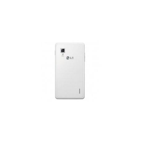 Tapa trasera Original LG Optimus G E975 Negra