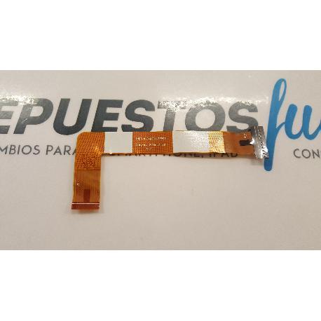 FLEX CONEXION DE LCD ORIGINAL PARA TABLET WOXTER NIMBUS 1000 - RECUPERADO