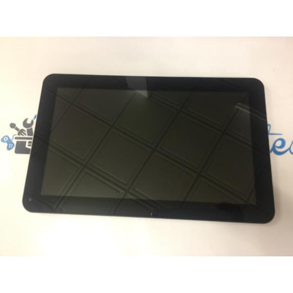 PANTALLA COMPLETA LCD+TACTIL CON MARCO ORIGINAL DE WOXTER I10 I-10 I 10 RECUPERADA