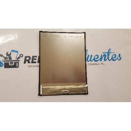 REPUESTO PANTALLA LCD DISPLAY TABLET HYUNDAI ATHENEA, DYNO 7.80 , WOXTER ZIELO TAB 80