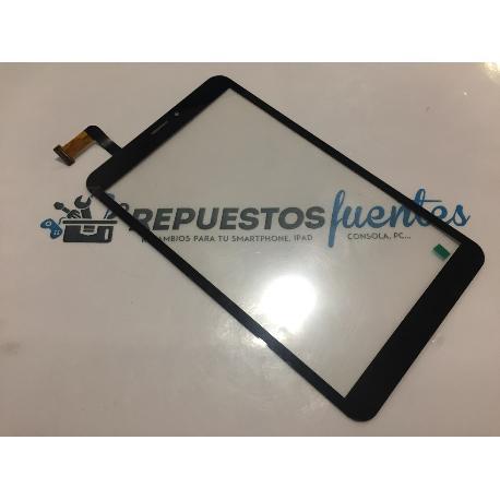 PANTALLA TACTIL UNIVERSAL TABLET XCL-S80010A-FPC - NEGRA