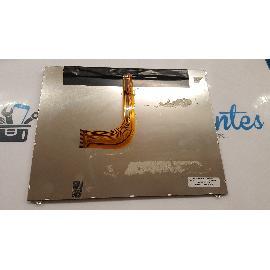 PANTALLA LCD DISPLAY ORIGINAL TABLET WOXTER ZIELO TAB 101 - RECUPERADA