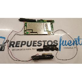 PLACA BASE ORIGINAL TABLET WOXTER ZIELO TAB 101 - RECUPERADA
