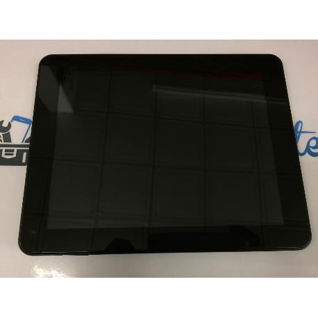 PANTALLA COMPLEATA LCD+TACTIL ORIGINAL DE WOXTER PC 98 IPS DUAL RECUPERADA