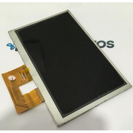 PANTALLA LCD DISPLAY PARA TABLET I-JOY UNIQUE 7 (7 PULGADAS) - RECUPERADA