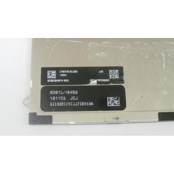 PANTALLA LCD DISPLAY ORIGINAL TABLET WOXTER PC 97 3G - RECUPERADA