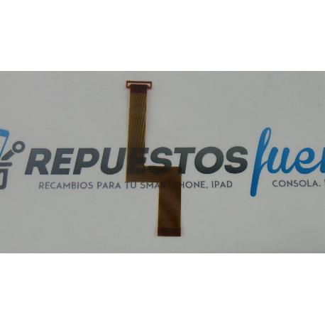 FLEX CONEXIÓN DE PANTALLA LCD ORIGINAL TABLET WOXTER PC 97 3G - RECUPERADA