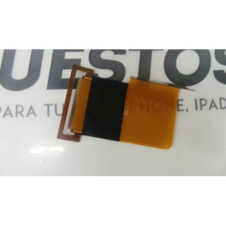 FLEX CONEXIÓN DE LCD ORIGINAL DE WOXTER PC 101 IPS DUAL RECUPERADO