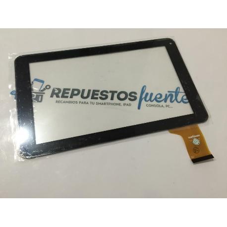 Pantalla Tactil Universal de Tablet Sunstech TAB97QC de 9 Pulgadas - Negra