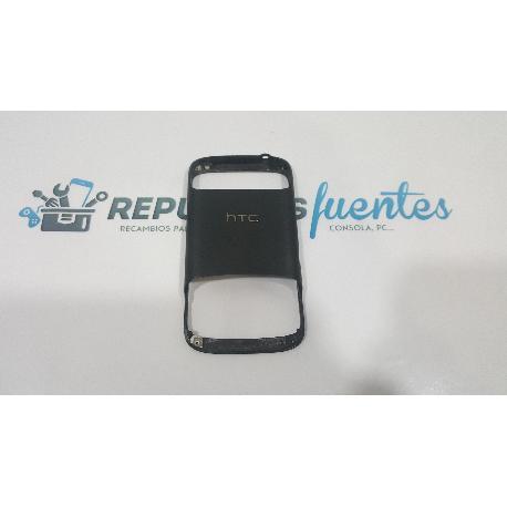 TAPA TRASERA METALICA ORIGINAL PARA HTC DESIRE S - RECUPERADA