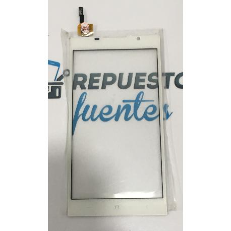 PANTALLA TACTIL PARA MOVIL LEOTEC TITANIUM S255 - BLANCA