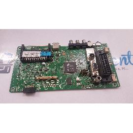 PLACA BASE MAIN BOARD TV KUNFT 24VLM14 VESTEL 17MB82S (1 HDMI)
