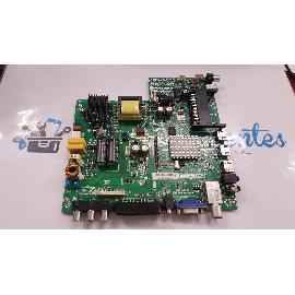 PLACA BASE TV KUNFT 32DCG160014 TP.SIS231.P83 C13116