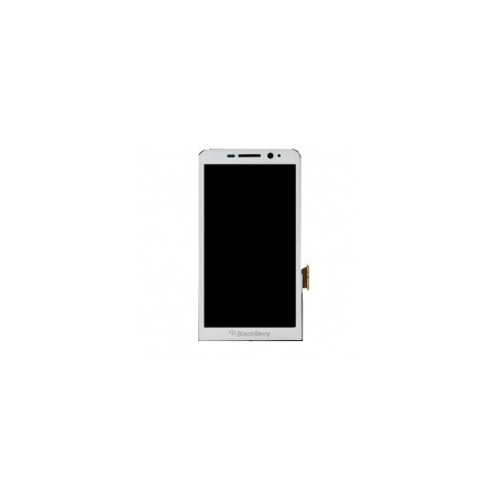 Pantalla completa con marco Original blackberry Z30 Blanca