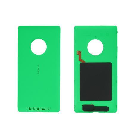 CARCASA TAPA TRASERA CON NFC ORIGINAL PARA NOKIA LUMIA 830 - VERDE