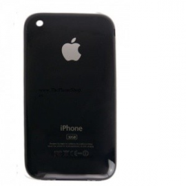 Carcasa Trasera Apple Iphone 3GS Negra